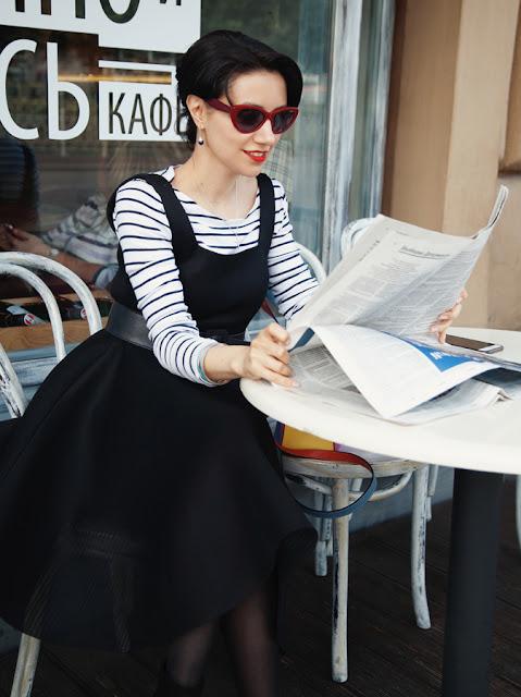 Анна Мелкумян, модный блогер, fashion blogger, russian blogger, Moscow, style, Paris, parisian style, парижский стиль, парижская мода, Anna Melkumian