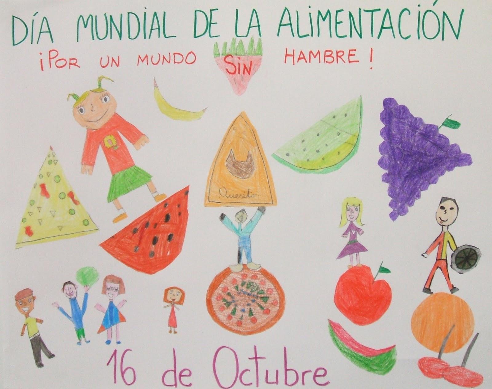 C P Moreda Asturias Dia Mundial De La Alimentacion 16 De Octubre