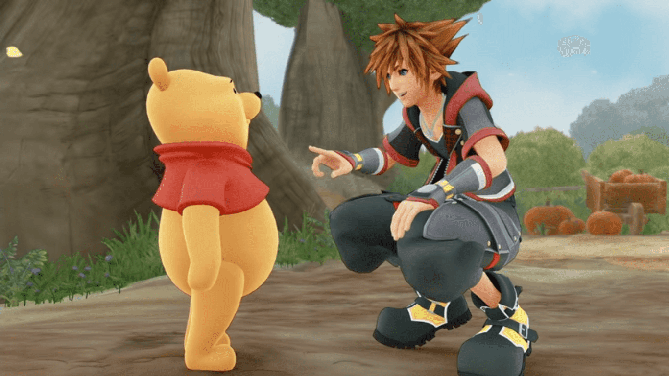 Kingdom Hearts III Winnie the Pooh New Trailer