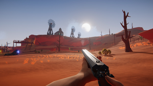 Wild West and Wizards (2020) PC Full