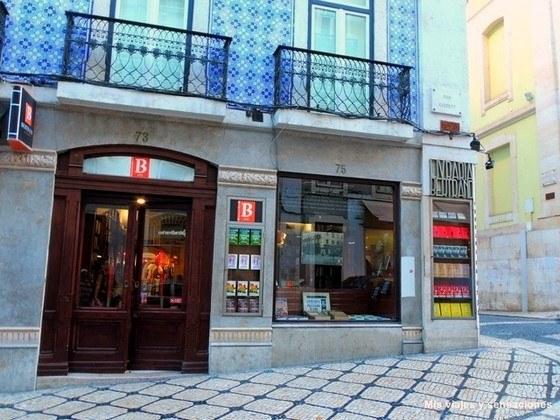 Librería Bertrand, Lisboa