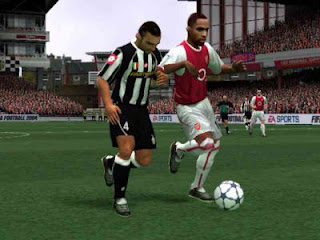 Download FIFA 2004 Game For PC Free Full Version