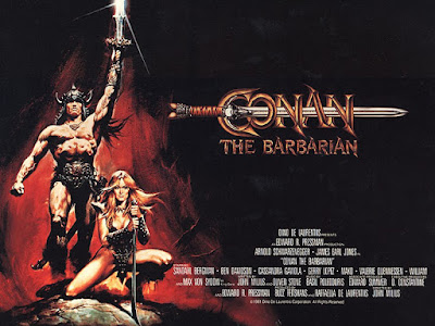 Conan el Bárbaro wallpaper