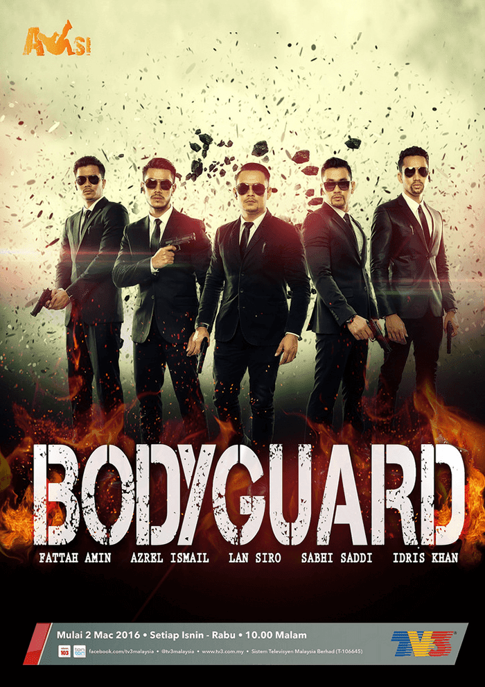 Tonton Bodyguard Full Episod