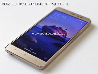ROM Miui Global Xiaomi Redmi 3 Pro Bahasa Indonesia