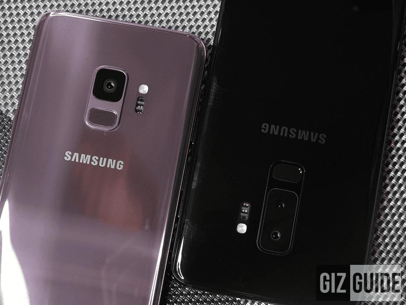 Galaxy S9 series