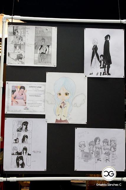 exposicion de dibujos