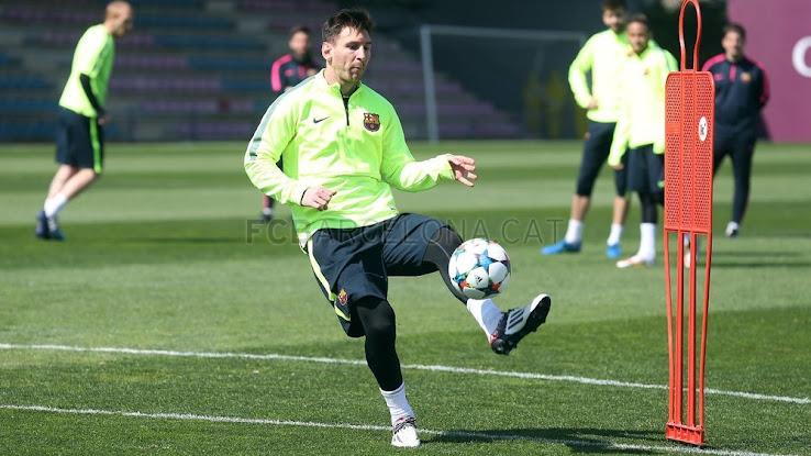 1de05db05cca Lionel Messi's Custom Adidas Messi Pibe de Barr10 Boots - Footy Headlines