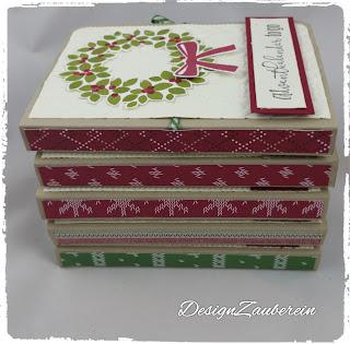 Verpackung Weihnachten