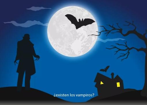 existen los vampiros