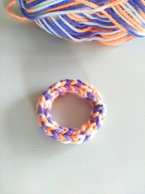 tricotín, diy, handmade, lana, tricotar
