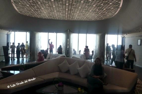 Lounge di At the top sky