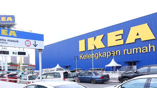 IKEA Tebrau, Johor Bakal Beroperasi 16 November Ini