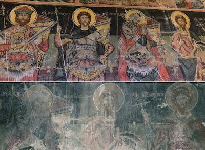 Αποκατάσταση του ιερού ναού του Αγίου Αθανασίου Χωρούδας