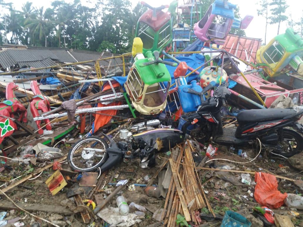 Terjadi di Bibir Pantai, Begini Kuasa Allah Selamatkan Santri dari Terjangan Tsunami Selat Sunda