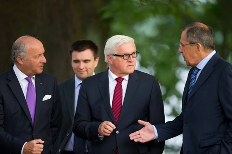 No agreement have been reached during the quadrilateral meeting of Foreign Ministers of Ukraine, Germany, France and Russia, on Donbass crisis resolution, in Berlin.