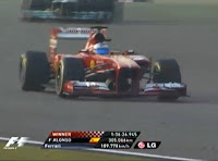 Fernando Alonso Cemerlang Di Grand Prix China 2013
