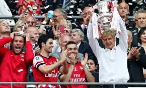 FA Cup Glory Start of Great Things — Ramsey