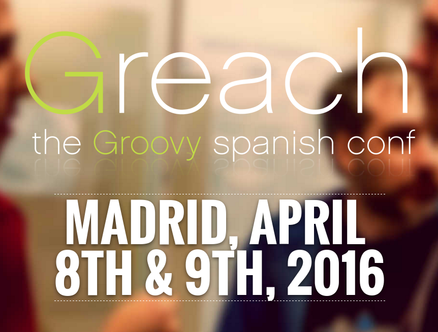Greach Conference 2016