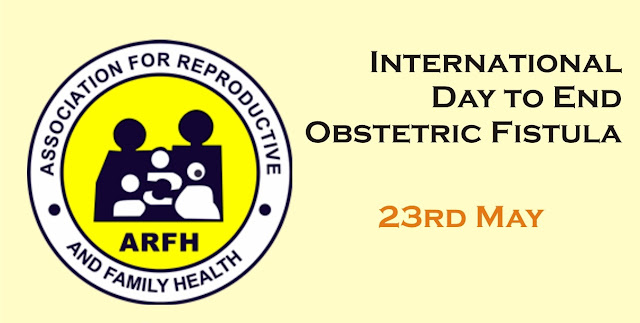 International Day to End Obstetric Fistula 23 May 2018