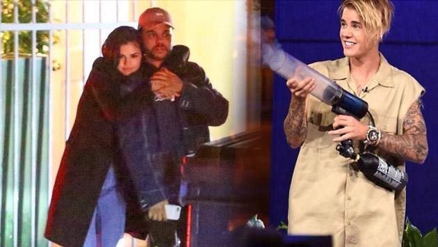 Justin Bieber arremete fuertemente contra The Weeknd (VIDEO)