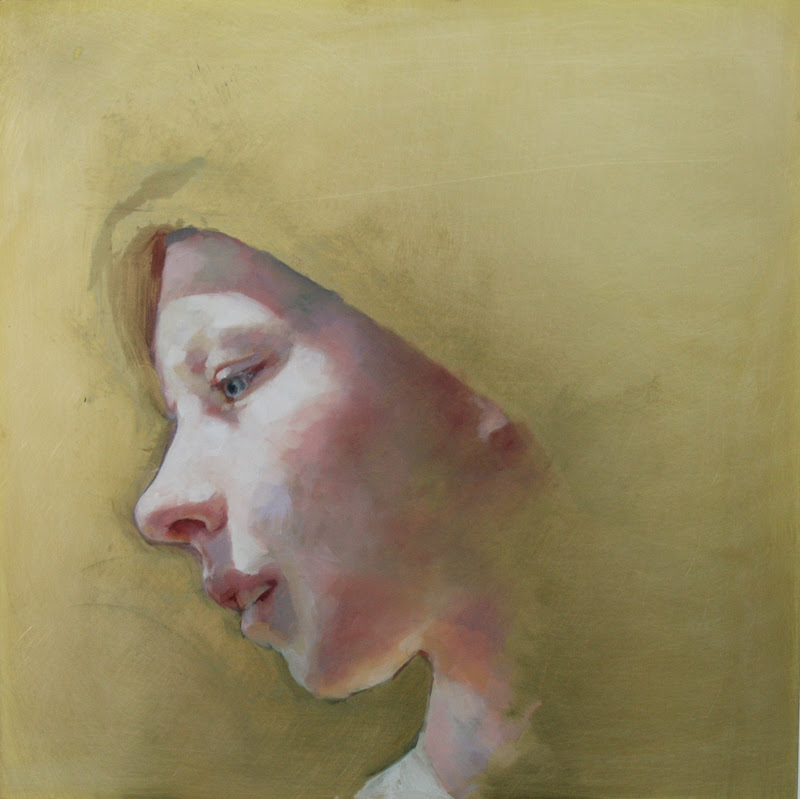 Paintings by Jennifer Anderson.