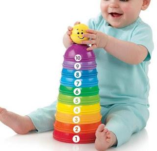 Mainan yang Tepat Untuk Kecerdasan Anak Anda