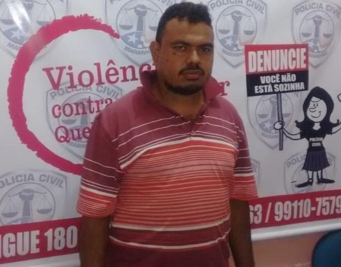 Em Chapadinha, Homem é preso suspeito de estuprar criança de 08 anos