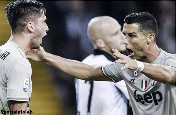 Ronaldo on ambition afresh as Juve advance absolute start