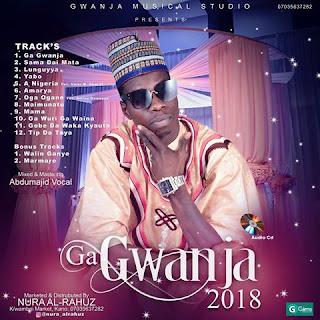 Ado Gwanja Ga Gwanja Album