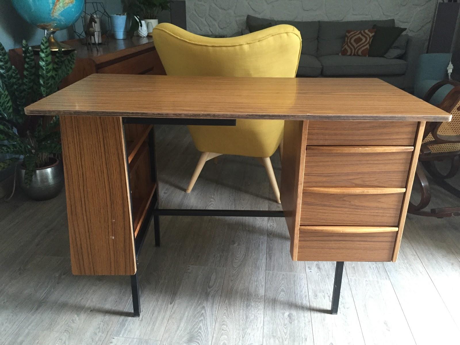 Super Rénover un bureau en formica des années 70 - Gigi's Gallery LW21