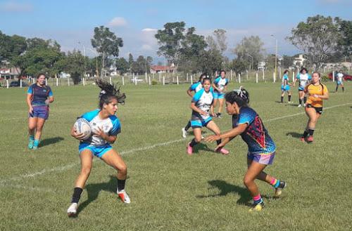 Alberdi Rugby se destacó en Mayores y Juveniles