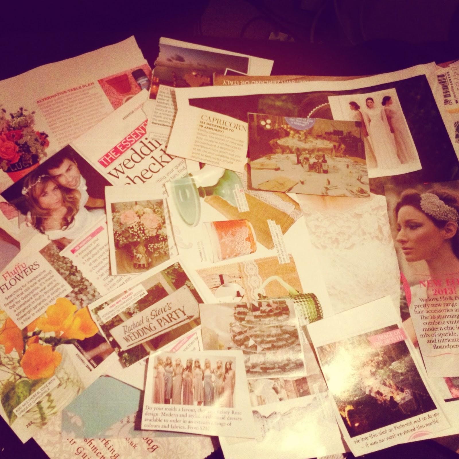 Wedding Planning #1