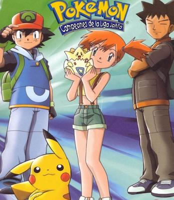 Pokémon Temporada 4 - Español Latino [Ver Online][ Descargar]