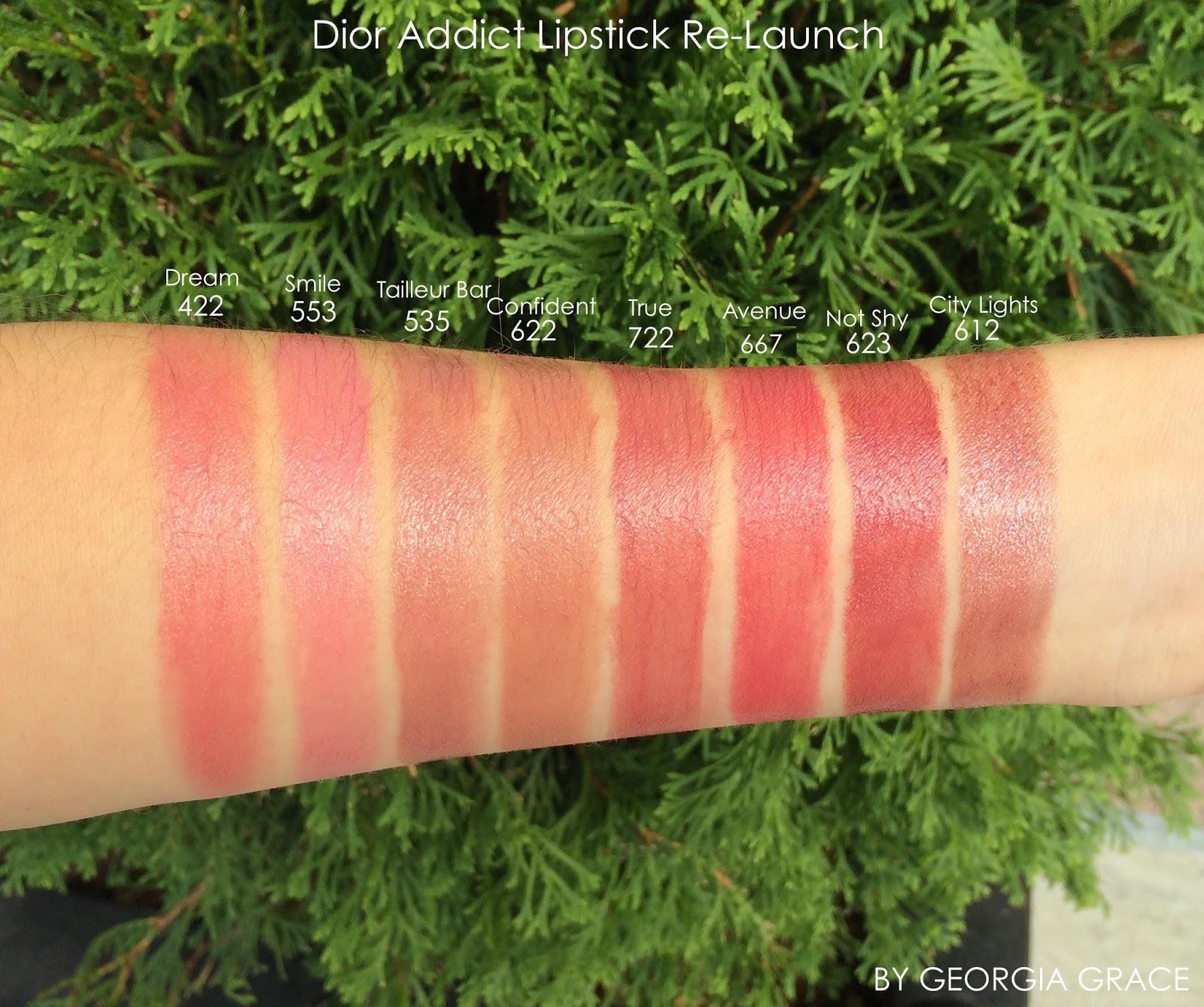 Addict Lipstick Hydra-Gel Core Mirror Shine by Dior #21