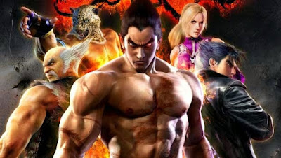 Tekken 6 for PPSSPP Free Download