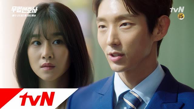 《武法律師》收視再上升 名列2018年tvN收視排行第五名 未來聲勢持續看漲
