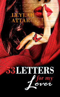53 Letters for My Lover (53 Letters for My Lover #1) by Leylah Attar