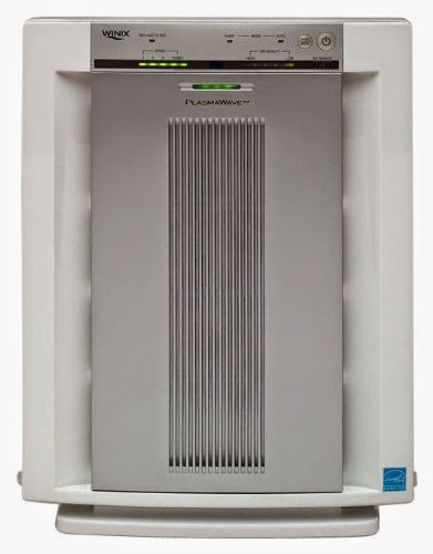 Winix WAC5500 PlasmaWave True HEPA Air Cleaner, 3-stage air cleaning system, compare with Winix WAC5300
