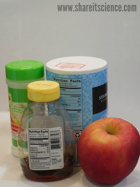 Apple Decomposition Science Experiment