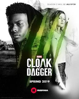 """Marvel's Cloak & Dagger"""""""