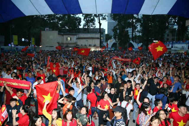 Truyền lửa U23 Việt Nam đập tan giới hạn lên đỉnh châu Á 1