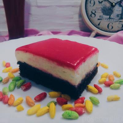 Ledene Kocke - Ice Cube Cake