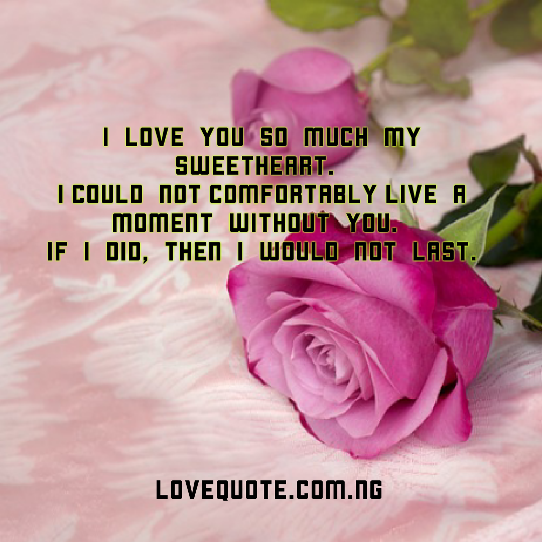 Beautiful Love Quotes For Your Dearest Love Messages For Her
