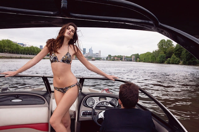 Monica Cima by Pierre dal Corso for Absolutely Pom Summer Latest