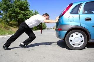 Problèmes de démarrage de voiture