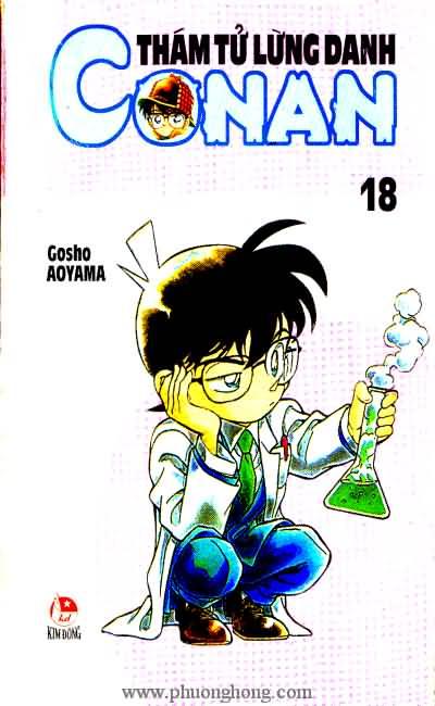 Thám Tử Lừng Danh Conan - tập 18