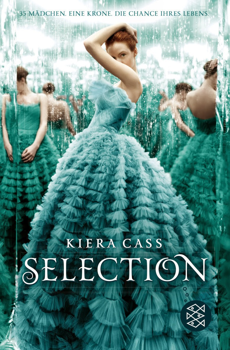 Cass, Kiera ∞ Selection