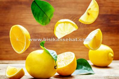 105 Manfaat Buah Lemon (Sitrun) Bagi Kesehatan Berdasarkan Kandungannya
