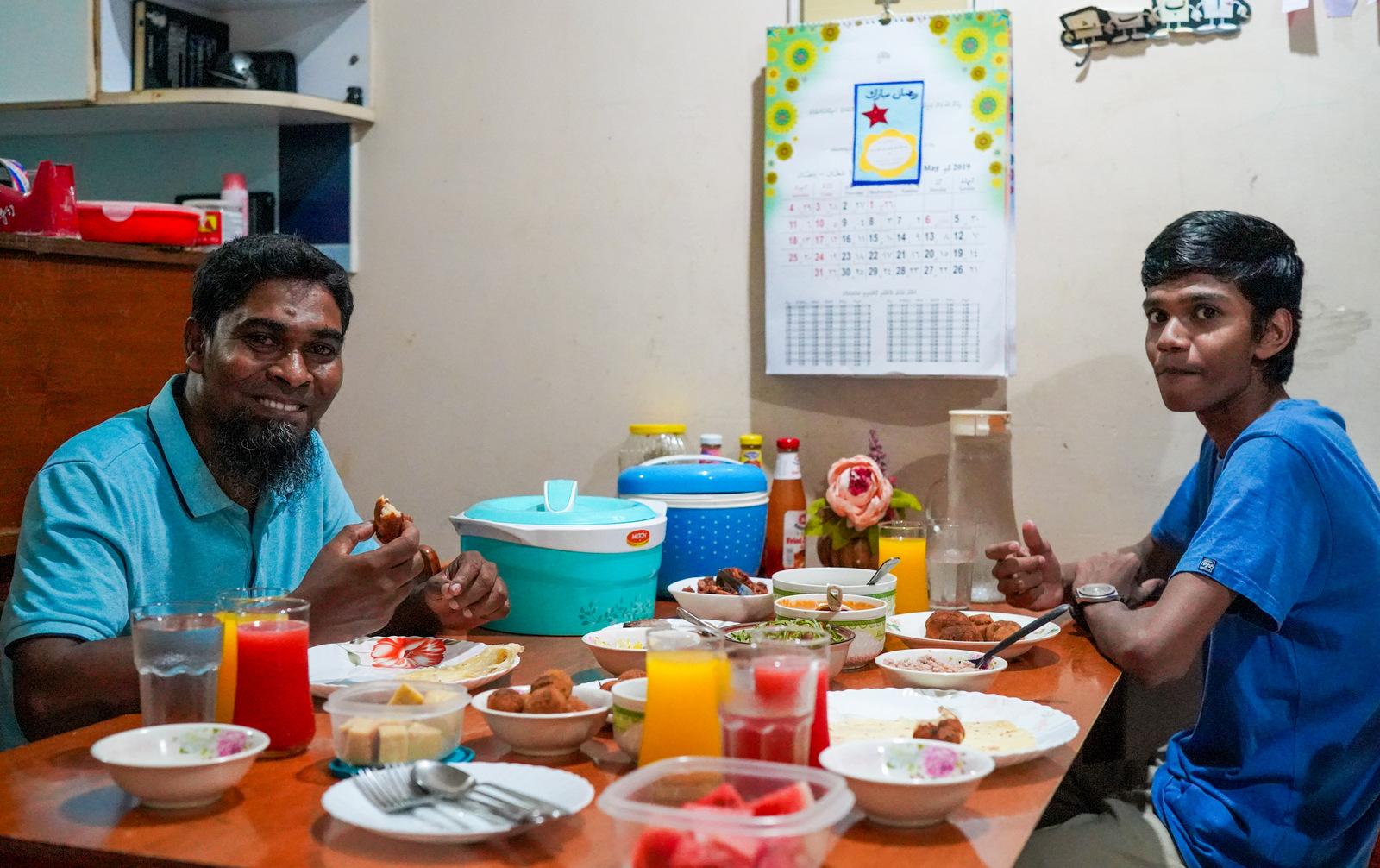 ramadan in malé